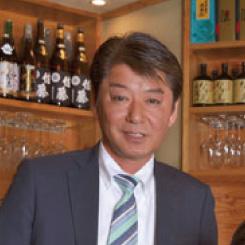 専務取締役 中尾賢次郎 / 弟