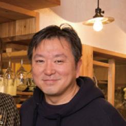 代表取締役 中尾慎一郎 / 兄